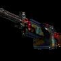 M249   Nebula Crusader (Well-Worn)