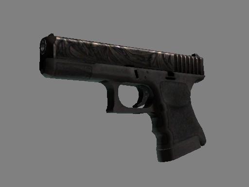 StatTrak™ Glock-18   Wraiths (Battle-Scarred)
