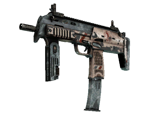 StatTrak™ MP7 | Special Delivery (Field-Tested)