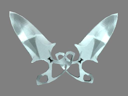 ★ Shadow Daggers   Urban Masked (Minimal Wear)