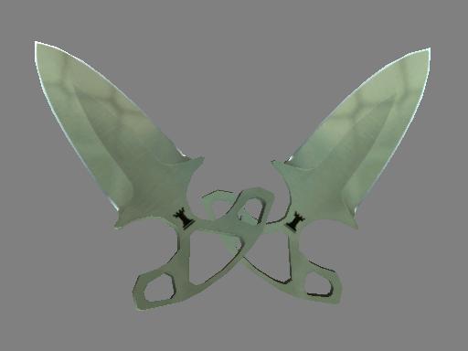 ★ Shadow Daggers   Safari Mesh (Minimal Wear)