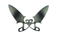 ★ Shadow Daggers   Scorched (Well-Worn)