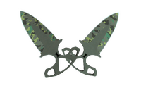 ★ StatTrak™ Shadow Daggers   Boreal Forest (Field-Tested)