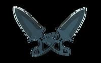 ★ StatTrak™ Shadow Daggers | Night (Field-Tested)