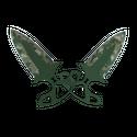 ★ Тычковые ножи | Пиксельный камуфляж «Лес»