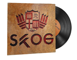 StatTrak™ Music Kit   Skog, Metal
