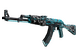 AK-47 | Frontside Misty (Battle-Scarred)