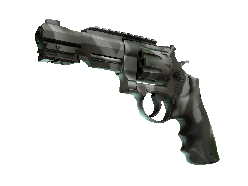 R8 Revolver | Bone Mask (Minimal Wear)