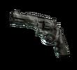 Револьвер R8 | Костяная маска (Поношенное)
