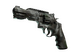 R8 Revolver | Bone Mask (Well-Worn)