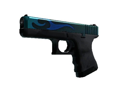 StatTrak™ Glock-18 | Bunsen Burner (Field-Tested)