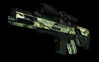 SCAR-20 | Outbreak (Minimal Wear)