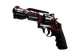 R8 Revolver | Crimson Web (Battle-Scarred)