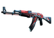 AK-47 | Point Disarray (Well-Worn)
