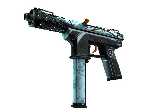 StatTrak™ Tec-9 | Avalanche (Well-Worn)