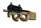 P90 | Shapewood (Battle-Scarred)