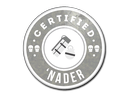 Sticker | The Nader
