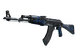 AK-47 | Blue Laminate (Field-Tested)