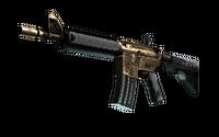 StatTrak™ M4A4   Royal Paladin (Well-Worn)