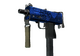 MAC-10 | Lapis Gator (Field-Tested)