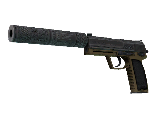 StatTrak™ USP-S | Lead Conduit (Well-Worn)