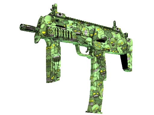 StatTrak™ MP7 | Impire (Factory New)