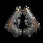 StatTrak™ Dual Berettas | Cartel (Minimal Wear)