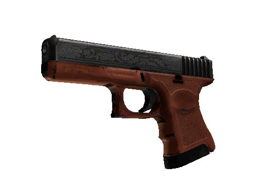 StatTrak™ Glock-18 | Royal Legion (Battle-Scarred)