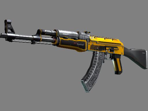 AK-47 | Fuel Injector (Minimal Wear)