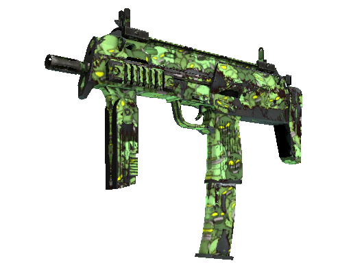 MP7 | Impire (Well-Worn)