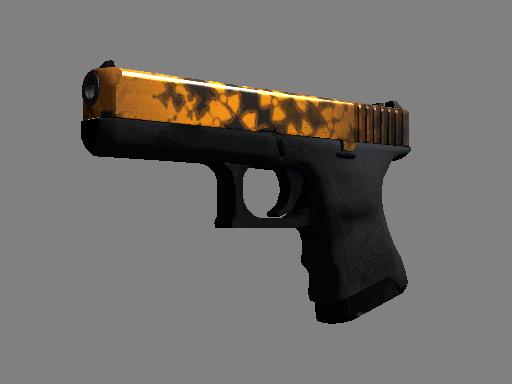 Glock-18 | Reactor (Minimal Wear)