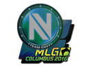 Sticker | Team EnVyUs (Holo) | MLG Columbus 2016