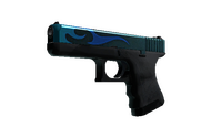 Glock-18   Bunsen Burner (Minimal Wear)