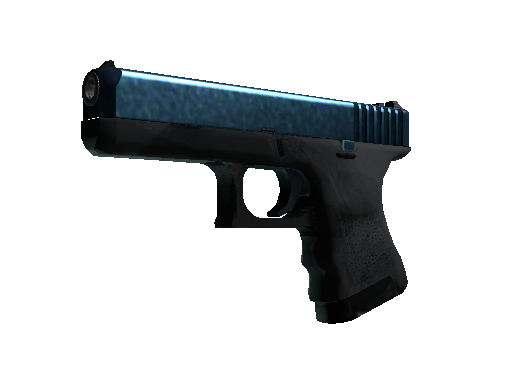 Glock-18 | Twilight Galaxy (Minimal Wear)