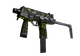 MP9 | Bioleak (Battle-Scarred)