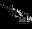 StatTrak™ M249 | Призрак (После полевых испытаний)