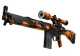 StatTrak™ G3SG1 | Orange Crash (Factory New)
