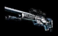 StatTrak™ SSG 08   Ghost Crusader (Well-Worn)