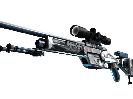 StatTrak™ SSG 08 | Ghost Crusader (Field-Tested)