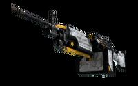 StatTrak™ M249 | Spectre (Well-Worn)