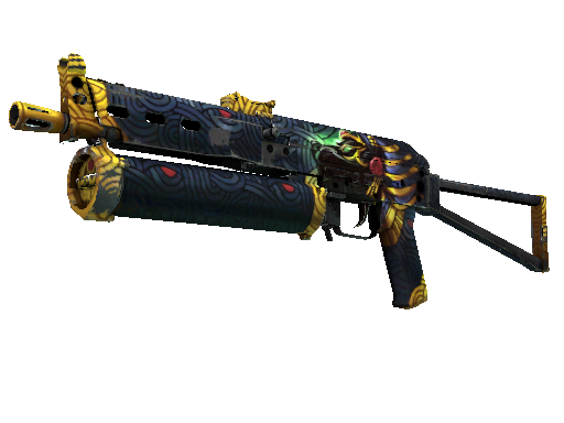 StatTrak™ PP-Bizon | Judgement of Anubis (Field-Tested)