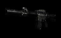 M4A1-S | Basilisk (Battle-Scarred)