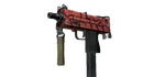 MAC-10 | Carnivore (Well-Worn)