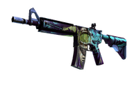 StatTrak™ M4A4 | Desolate Space (Battle-Scarred)