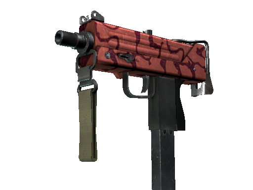 StatTrak™ MAC-10 | Carnivore (Field-Tested)