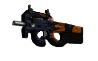 P90 | Chopper (Battle-Scarred)
