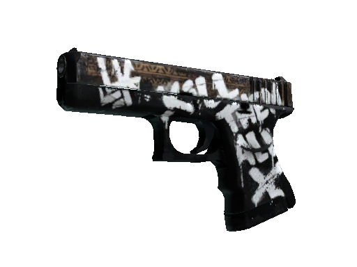 Glock-18 | Wasteland Rebel (Field-Tested)