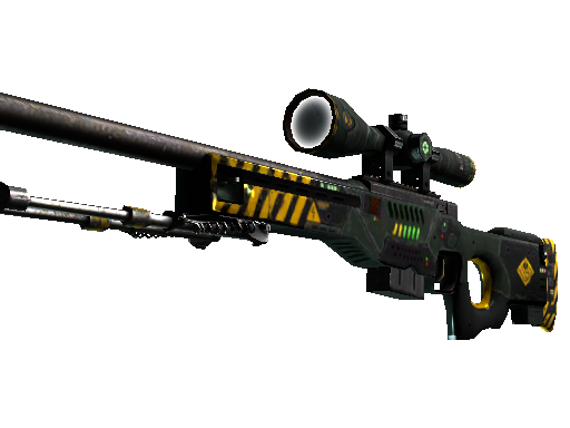 AWP | Phobos (Well-Worn)