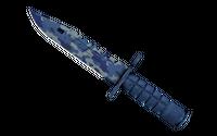 ★ M9 Bayonet   Bright Water (Minimal Wear)
