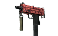 StatTrak™ MAC-10 | Carnivore (Factory New)